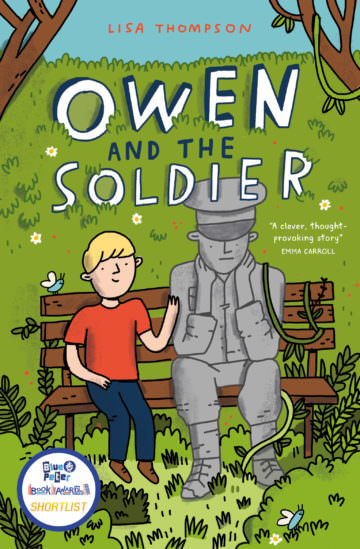 Owen and the soldier cover